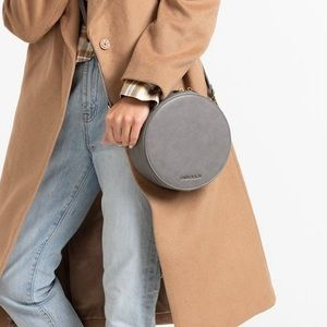 Fawn Design Circle bag in grey or stone